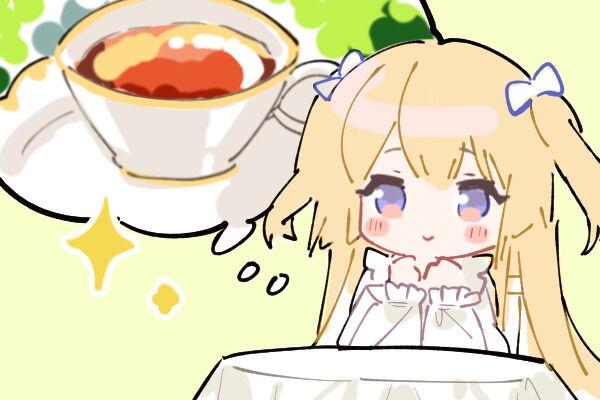 紅茶プラン