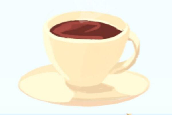コーヒー差し入れ
